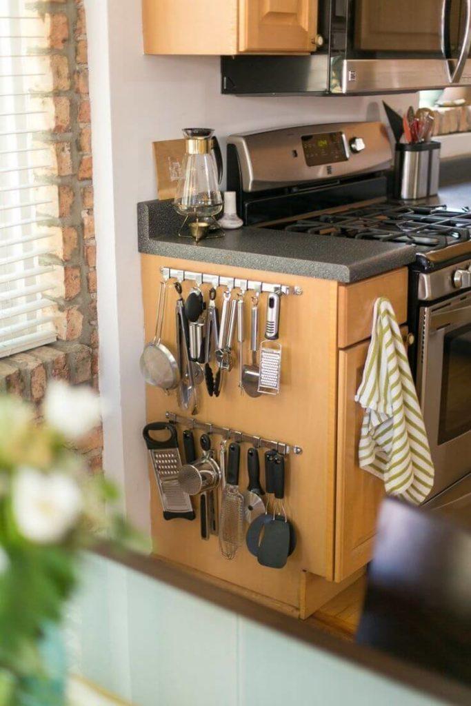 31 Idees Geniales Pour Organiser Votre Petite Cuisine