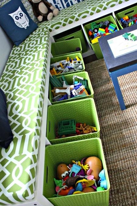 21 Astuces Ikea Pour Ranger Les Jouets Des Enfants Que Tous Les Parents Devraient Connaitre
