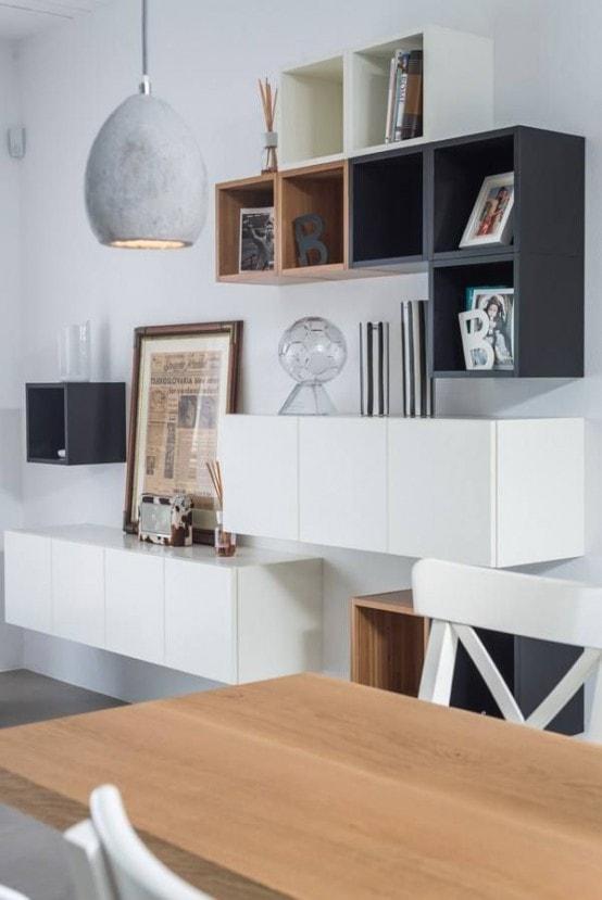 19 Facons Geniales D Utiliser Des Etageres Ikea Besta