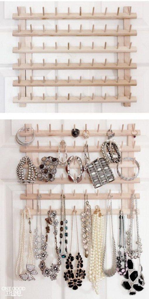 27 Idees De Rangement Pour Vos Bijoux Chasseurs D Astuces