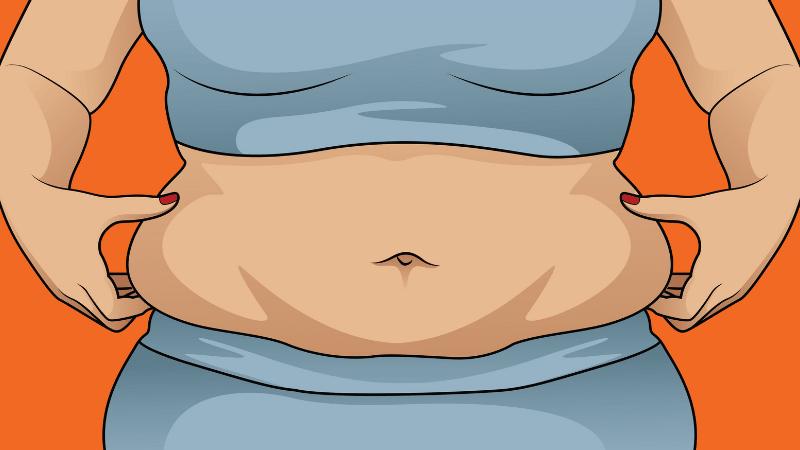 réduire la graisse de l estomac cortisol