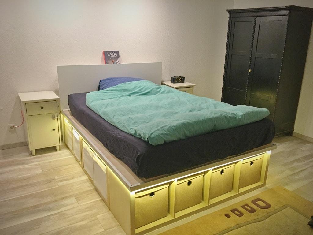 9 Secrets De Rangement Ikea De Personnes Qui Vivent Dans Une Petite Maison
